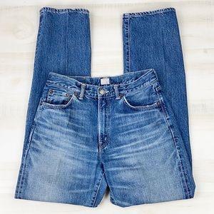 Edwin Selvedge Japanese Denim 505x Straight Jean